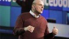 Ballmer vreest Linux en Google meer