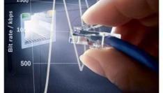 Bandbreedte internet bereikt limiet