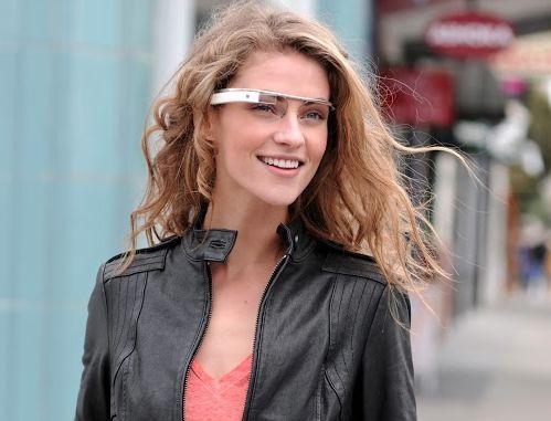 Batterijduur van Google Glass vrij slecht