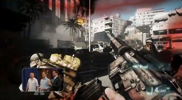 Battlefield 3 ziet er net zo goed uit op de PS3