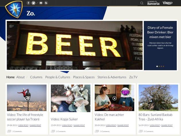 Bavaria stort zich op content met nieuw platform