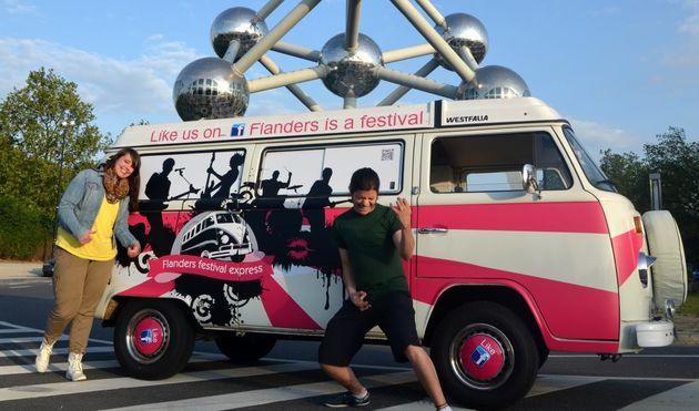 België gaat via Facebook op zoek naar de ultieme festival fan