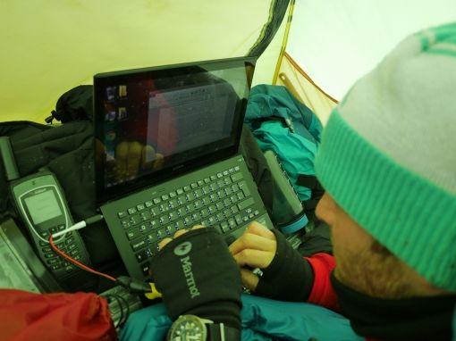 Ben Saunders on Scott Expedition in Antarctica (18)