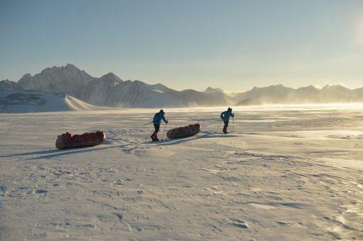 Ben Saunders on Scott Expedition in Antarctica (8)