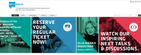 Berlin Web Week van start