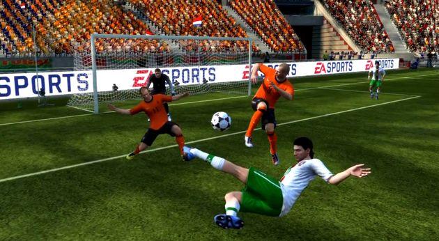 Beste FIFA 11 goals ooit in één video