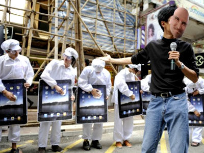 Betere werkomstandigheden Apple-fabrieken in China