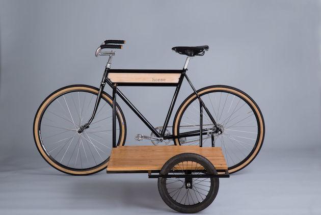 Bicycle-Side-Car