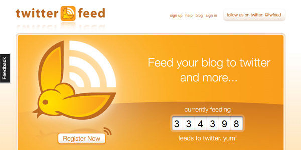 Bitly neemt Twitterfeed over