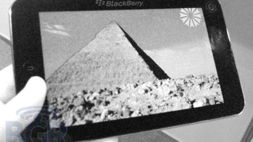 BlackBerry komt nog dit jaar met een Tablet