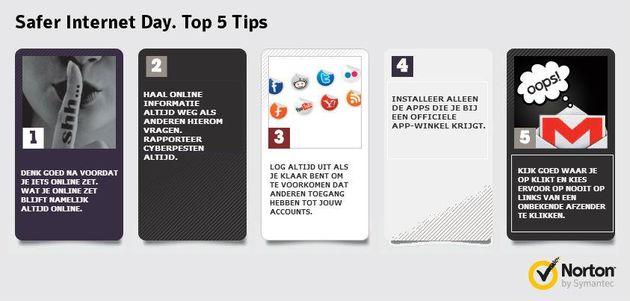 Blijf voorzichtig op het internet [10 tips]