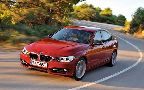 BMW 3 Serie verkozen tot 'Zakenauto van het Jaar 2014'