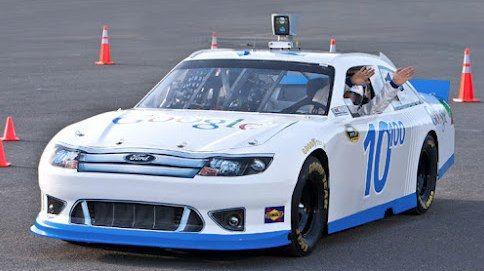 Bringing self-driving cars to NASCAR | Official Google Blog