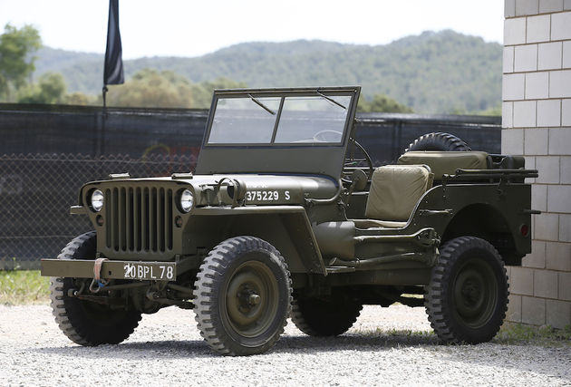 Camp Jeep_Historical vehicles_Willys_Overland