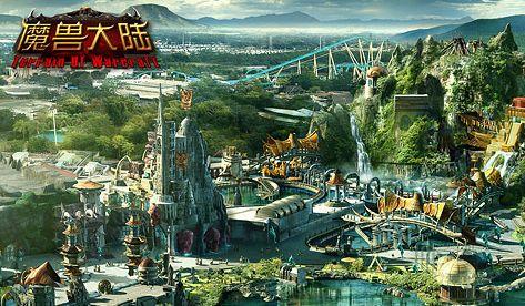 China krijgt pretpark met World of Warcraft thema