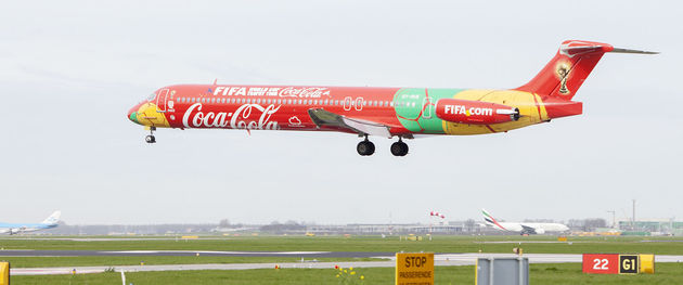 Coca-Cola brengt Nederland in beweging: FIFA World Cup Trophy Tour