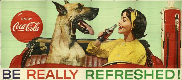 coca-cola-oude-poster