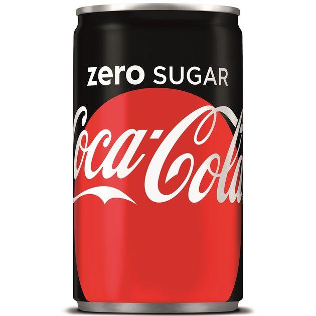 Coca-Cola-zero-sugar-blik-250ML
