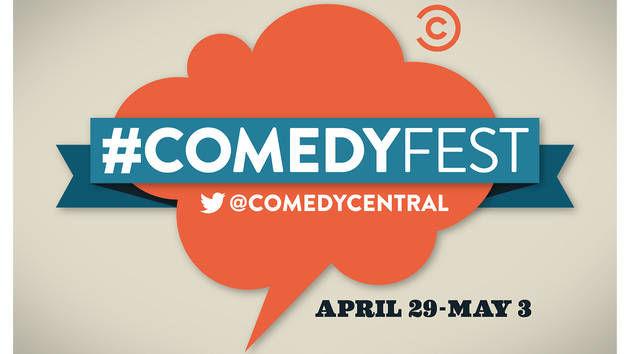 #ComedyFest: samenwerking tussen Twitter en Comedy Central