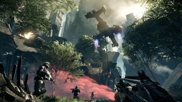 Crysis 2, Mass Effect 2, Shift 2, Darkspore, BulletStorm, Dead Space 2... EA Heeft Luxeprobleem