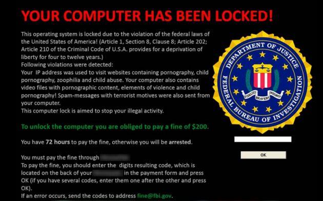 Cybercriminelen verdienen miljoenen per jaar aan Ransomware