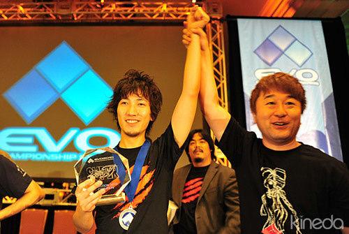 Daigo Umehara weer de beste vechter ter wereld