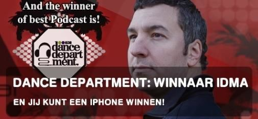 Dance Department beste podcast