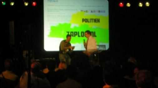 DC Boulevard @ Dutch Bloggies de winnaar Politieke blog