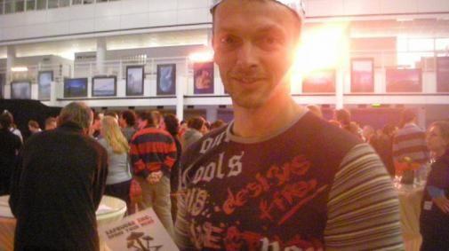 DC Boulevard @ Dutch Bloggies: ludieke promo zapruder.nl