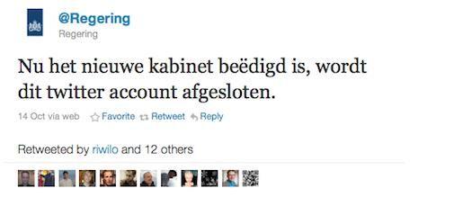 De 10 belangrijkste Tweets van 2010