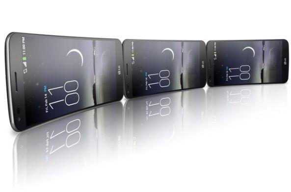 De 'flexibele smartphone' van LG eind volgende maand beschikbaar in Nederland