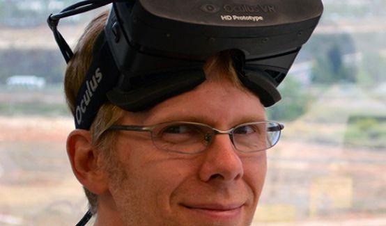 De legendarische John Carmack gaat aan de slag bij Oculus
