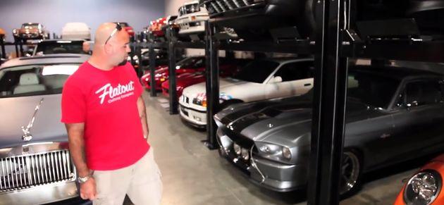 De onvoorstelbare autoverzameling van Paul Walker