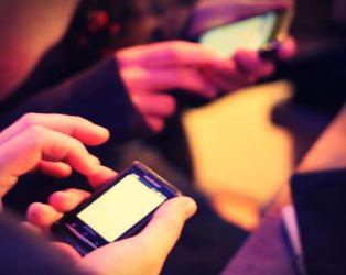 De plaats van mobiele telefoons in het dagelijks leven