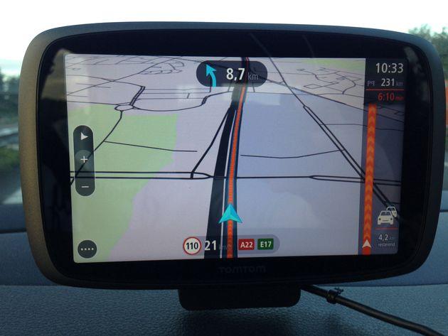 De TomTom GO 6000 meer dan een navigatie