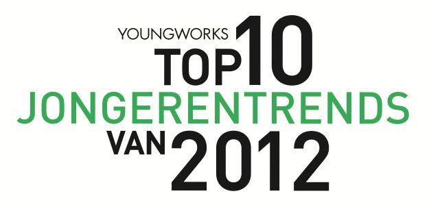 De top 10 jongerentrends van 2012