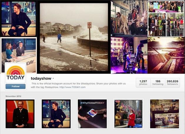 De voordelen van Instagram-webpagina's voor nieuwsbedrijven