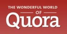De wondere wereld van Quora [Infographic]