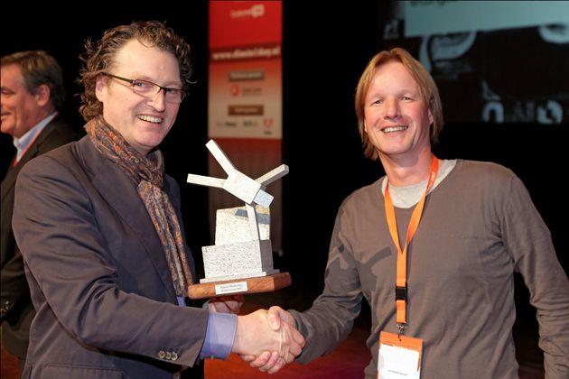 Digital Marketing Professional van het jaar award 2011