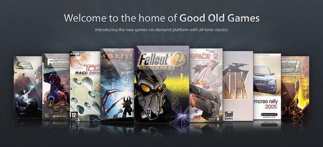 Digitale distributeur Good Old Games stopt ermee