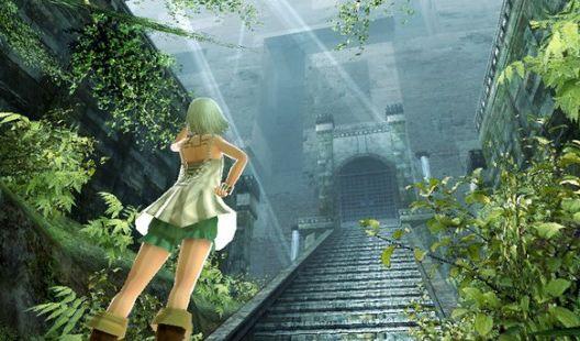 Dit is een 3DS game: kijk vol ongeloof naar Beyond the Labyrinth