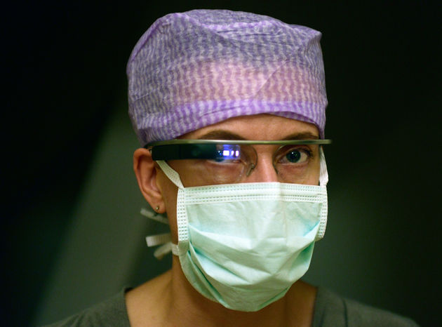 Dr. Marlies Schijven over opereren met Google Glass [interview]