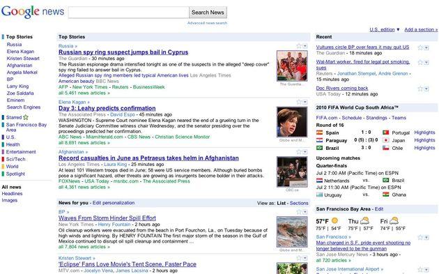 Duitsland: Nieuwsaggregators als Google News belasten