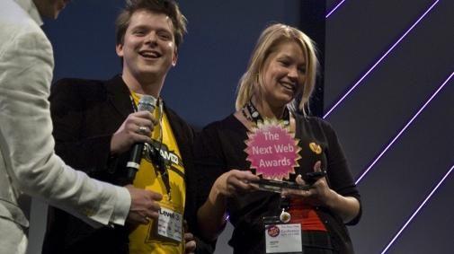 Dutch Cowboys wint beste Weblog Award Next Web