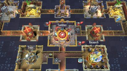 EA kondigt mobiele versie Dungeon Keeper aan