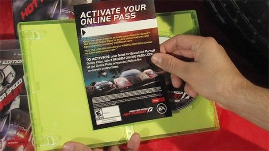 EA stopt met Online Pass