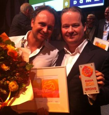 EasyToBook en Ematters winnaars van de Email Marketing Awards 2011