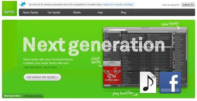 eDay 2011: Spotify moet naar meerdere devices
