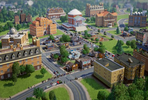 Een always online drm zoals in simcity is principieel fout