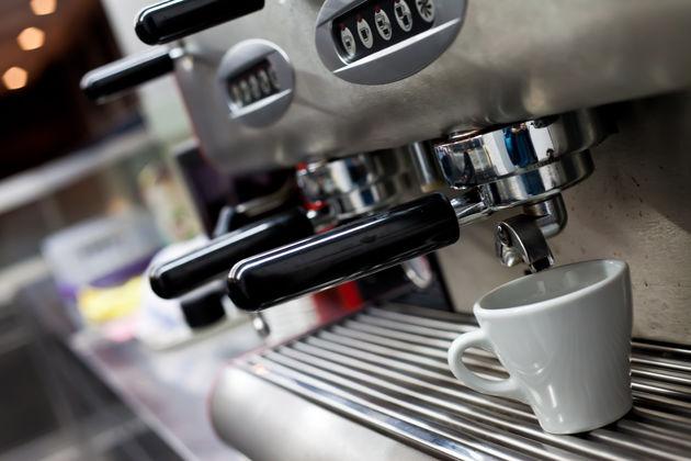 Een espressomachine geabonneerd op de timeline van je wekker
